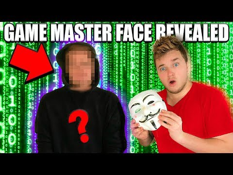 Prop hunt - THE GAME MASTER FACE REVEAL!! Who IS The Game Master (SOLVED)