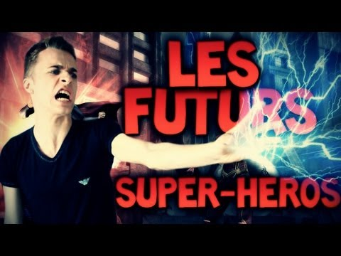 LES SUPER-HEROS DU FUTUR - On teste Injustice ! :D