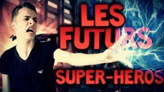 LES SUPER-HEROS DU FUTUR - On teste Injustice ! :D