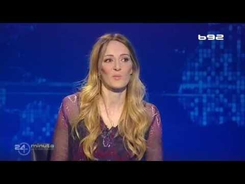 Maja Ognjenović u 24 minuta sa Zoranom Kesićem