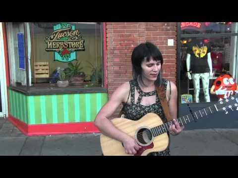 Julianna Bright At The Fourth Avenue Street Fair In Tucson (3/21/15)
