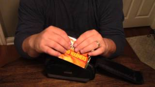 Keep you batteries warm in the cold with this little trick, hot hands!