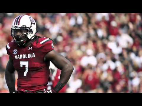 Texans Select Jadeveon Clowney as First Pick in NFL Draft