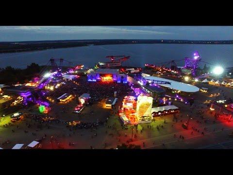 MELT Lights FERROPOLIS (видео)