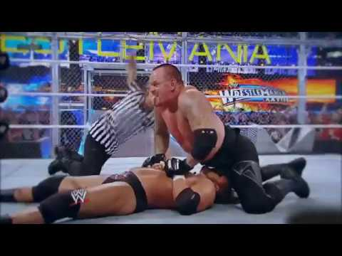 FULL MATCH - The Undertaker vs. Triple H -  Hell in a Cell Match: WrestleMania XXVIII HIGHLIGHTS