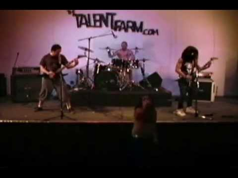 Nuclear Infantry Live @ Talent Farm 2010