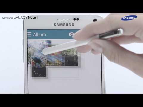 Samsung GALAXY Note 4 - Jak używać zaawansowanych funkcji rysika