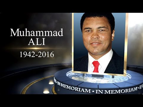 Watch Muhammad Ali s Funeral Procession And Memorial