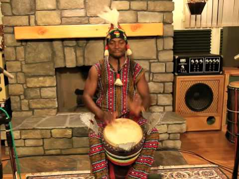 The Sound of the Djembe, Dramane Kone