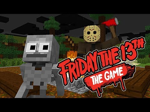 Monster School : FRIDAY THE 13TH CHALLENGE - Minecraft Animation (видео)