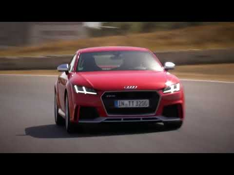 2018 Audi TT RS Global Reveal