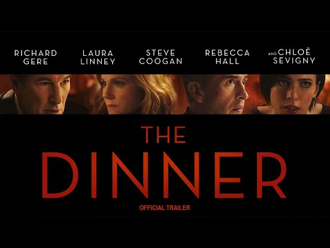 The Dinner (2017) | Official Trailer HD