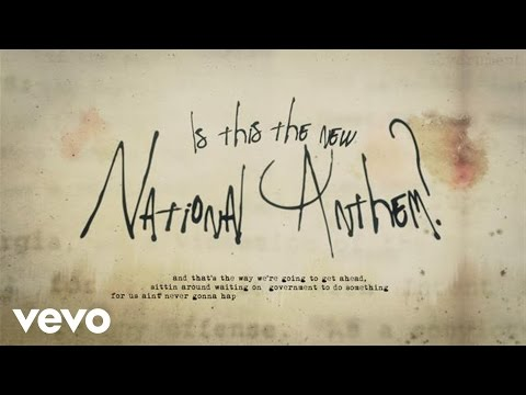 New National Anthem (Lyric Video) [Feat. Skylar Grey]