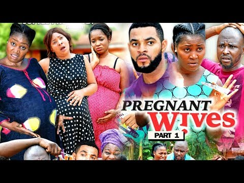"New Movie ""PREGNANT WIVES PART 1"" - 2019 Latest Nigerian Nollywood Movie Full HD"
