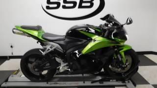 7. 2009 Honda CBR600RR– used motorcycles  for sale– Eden Prairie, MN