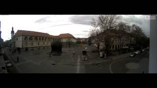 Maribor (Trg svobode) - 29.11.2012