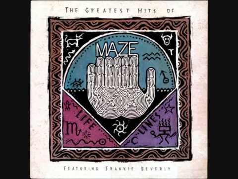 MAZE feat. FRANKIE BEVERLY feat. KURTIS BLOW.