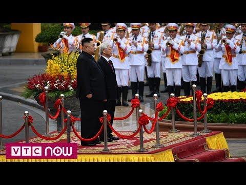 Toàn cảnh Lễ đón Chủ tịch Kim Jong-un thăm chính thức Việt Nam - Thời lượng: 10:41.