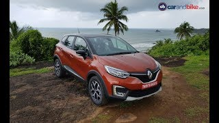Video 2017 Renault Captur | First Drive | Walkaround | Review MP3, 3GP, MP4, WEBM, AVI, FLV Oktober 2017