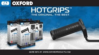 How to fit Oxford HotGrips™