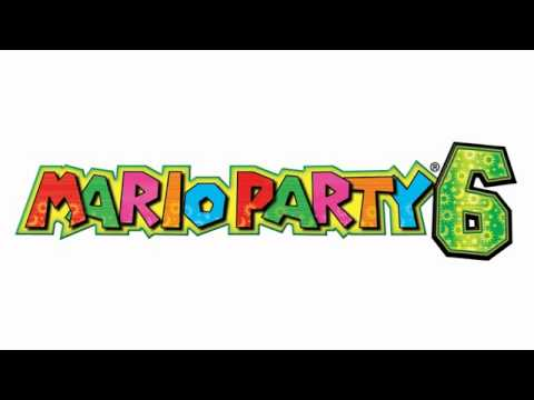 Boo Attack   Mario Party 6 Music Extended OST Music [Music OST][Original Soundtrack]