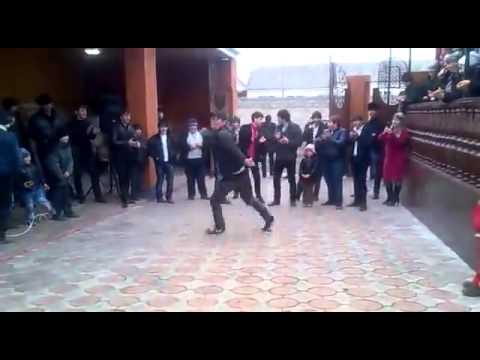 Chechen dance - lezginka.