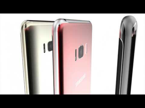 Samsung Galaxy S8 edge Official Video (видео)