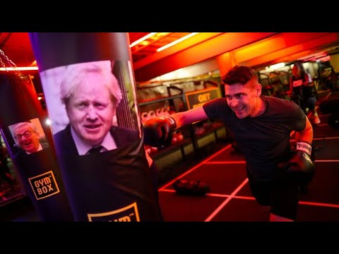 "Londoner Fitnessstudio überzeugt mit ""Brexfit""-Progra ..."