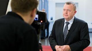 Hør statsminister Lars Løkke Rasmussens respons på topledernes bekymringer i PwC's CEO Survey 2016.