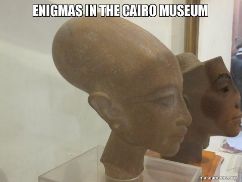 Lost Ancient High Technology Artifacts In The Cairo Museum Of Egypt