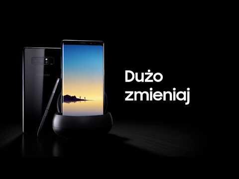 Samsung Galaxy Note8 - reklama 1