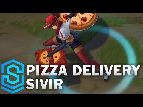 Sivir Pizza