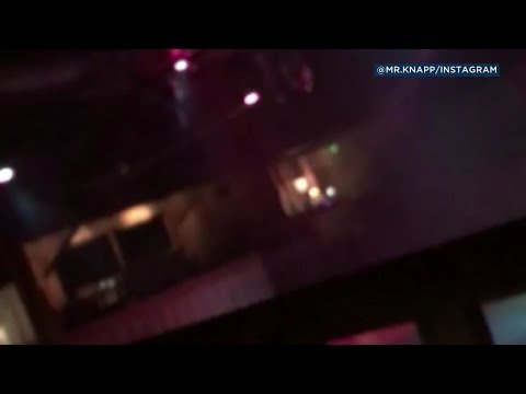 RAW VIDEO: Thousand Oaks gunman seen shooting inside Borderline Bar & Grill | ABC7