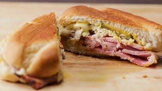 Sheet Pan Cuban Sandwich •Tasty by Tasty