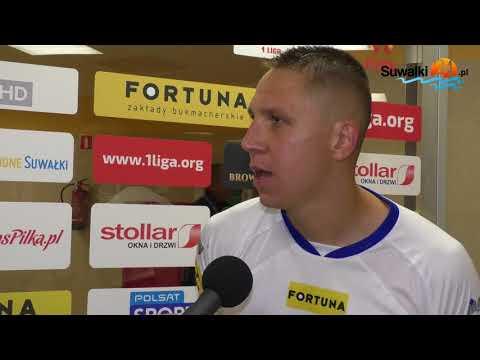Wigry Suwalki - Stomil Olsztyn 2:0. Te derby zapadną w pamięć