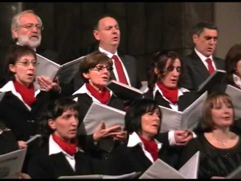 Ave Maria (Arcadelt) - Nuova Corale S. Ambrogio Garbagnate Mil.se