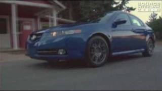 2008 Acura TL Type-S Review