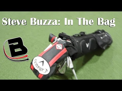 What's in the bag   Steve Buzza