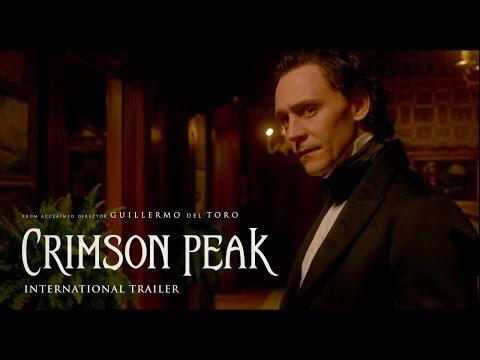 Purpurový vrch jde do kin: Mistr hororu Guillermo del Toro vás vezme do domu hrůzy!