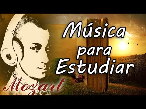 Mozart Música Clásica Relajante de Piano para Estudiar y Concentrarse, Trabajar, Relajarse, Leer