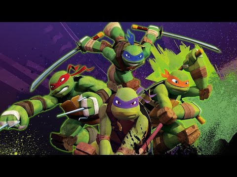 ninja - The voice cast from the TMNT Tv show talk about the Ninja Turtles throughout the years.