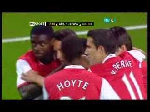 Arsenal 1-0 Rosicky