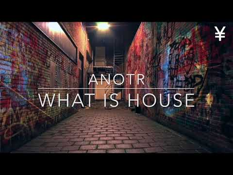 ANOTR  - What Is House Sante Remix