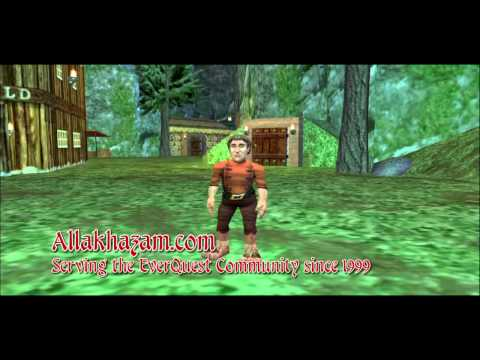 EverQuest Tutorial #3 — Where Am I?