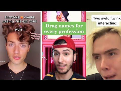 Gay TikToks cos we're 🌌worth🌌 7 heterosexual men.