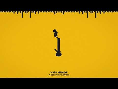 Download Chris Webby - High Grade (feat. Dizzy Wright & Alandon) [prod. JP On Da Track & Nox Beatz] MP3