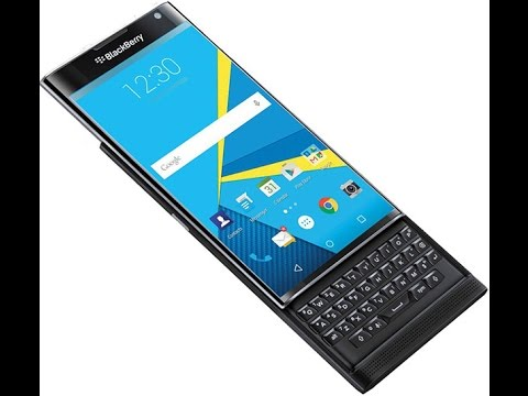 BlackBerry launche its first ever Android OS powered by smartphone, Priv in India