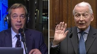 "Video Farage Awards Frank Field ""10 Out Of 10"" For Brexit Speech MP3, 3GP, MP4, WEBM, AVI, FLV November 2017"