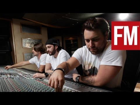 STUDIO - FM229 August 2010 Axwell, Steve Angello and Sebastian Ingrosso reveal how they created this year's summer anthem.