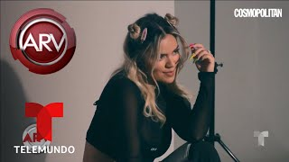Karol G posó para la portada de Cosmopolitan México | Al Rojo Vivo